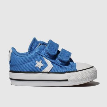 Converse Blau Star Player Ev 2v Lo c2namevalue::Jungen Kleinkind