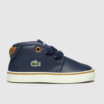 Lacoste Navy Ampthill c2namevalue::Boys Toddler