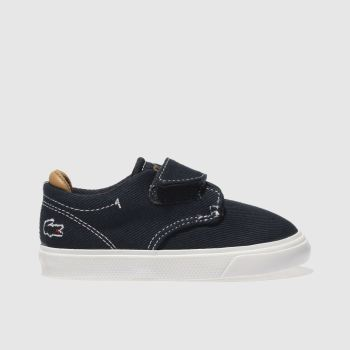 Lacoste Navy ESPARRE Boys Toddler