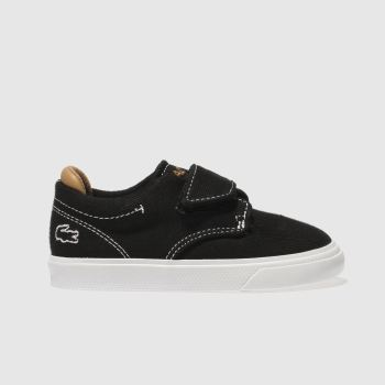 Lacoste Black ESPARRE Boys Toddler