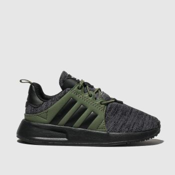 Adidas Khaki X_Plr Boys Toddler