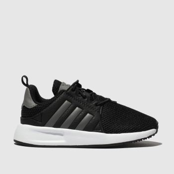 Adidas Black & Grey X_plr Boys Toddler