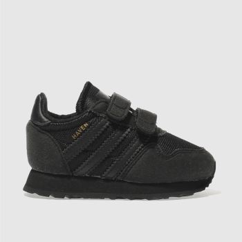 Adidas Black Haven Boys Toddler
