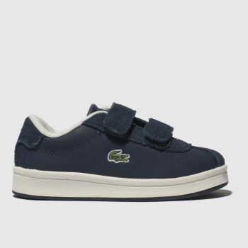 Lacoste Navy MASTERS Boys Toddler
