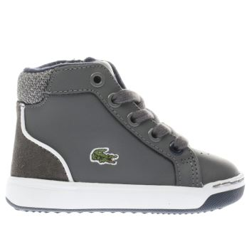 Lacoste Grey Explorateur Boys Toddler