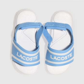 Lacoste Blue L.30 Boys Toddler