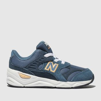 New Balance Teal X90 Boys Toddler