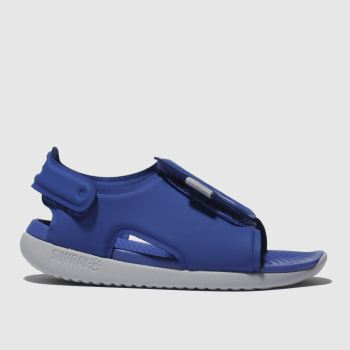 Nike Blue Sunray Adjust 5 Boys Toddler