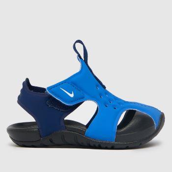 Nike Blue Sunray Protect 2 Boys Toddler