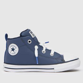 Converse Blue Street Color Pop Boys Toddler