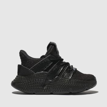 Adidas Black & White Prophere Boys Toddler