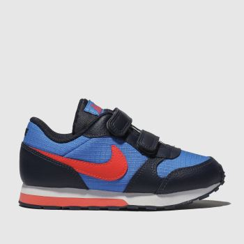 Nike Blue MD RUNNER Boys Toddler