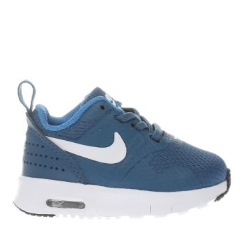 Nike Blue Air Max Tavas Boys Toddler
