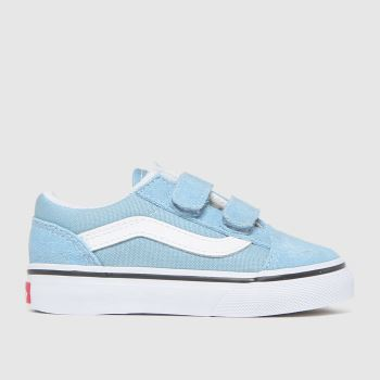 Vans Blue Old Skool Boys Toddler