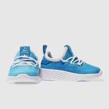 a34d3add347e0 adidas blue tennis pharrell hu holi Boys Toddler Trainers