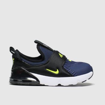 Nike Navy & Black Air Max 270 Extreme Boys Toddler