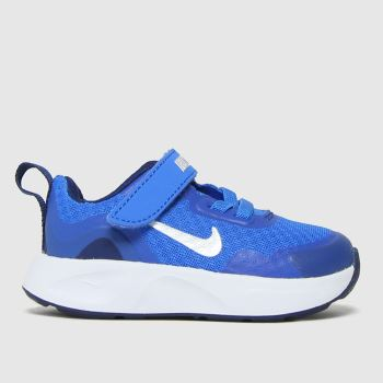 Nike Blue Wearallday Boys Toddler