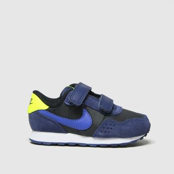 Nike Navy & Black Md Valiant Boys Toddler
