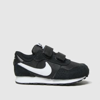 Nike Black & White Md Valiant Boys Toddler