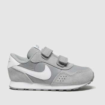 Nike Grey Md Valiant Boys Toddler