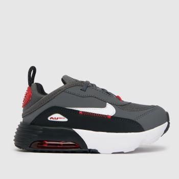 Nike Grey & Black Air Max 2090 C/s Boys Toddler