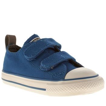 boys blue converse