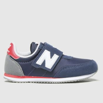 New balance Navy & Red 720 2v Boys Toddler
