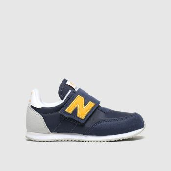 new balance navy 720 trainers toddler