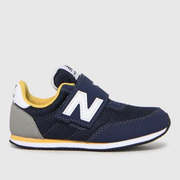 New balance Navy 720 Boys Toddler