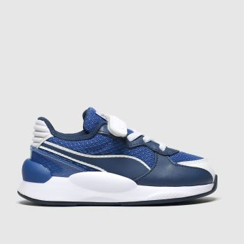 Puma Blue Rs 9.8 Player c2namevalue::Boys Toddler