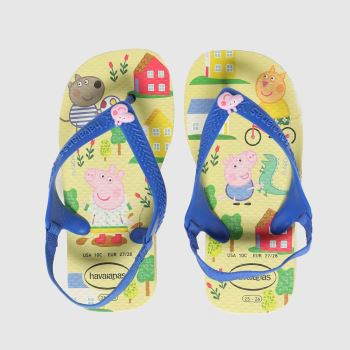 Havaianas Multi Baby Peppa Pig Boys Toddler