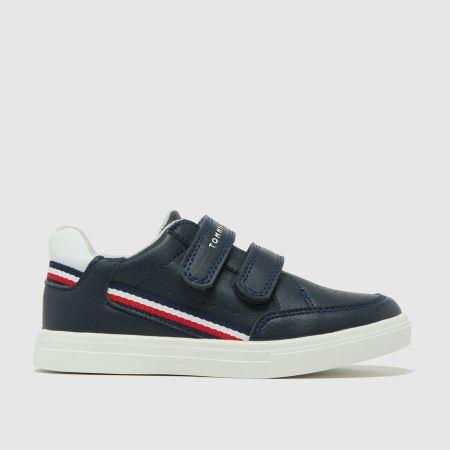 Tommy Hilfiger Low Cut Velcro Sneakertitle=
