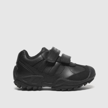 Geox Black Savage Boys Toddler