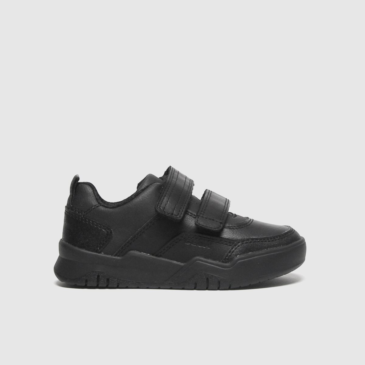 Geox Black Perth Trainers Toddler