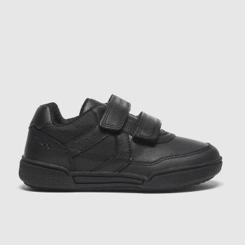 GEOX Black Poseido Mid Boys Toddler