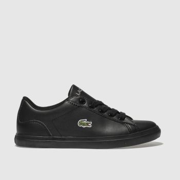 Lacoste Black LEROND Boys Junior