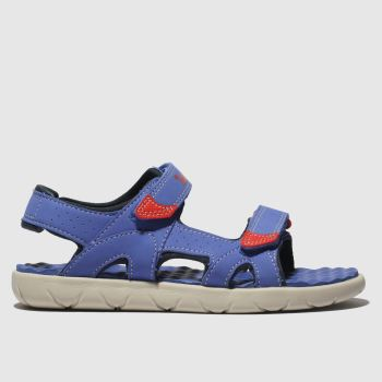 Timberland Blue Perkins Row Boys Junior