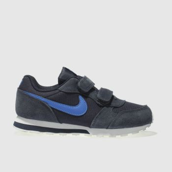 Nike Navy Md Runner 2 Boys Junior