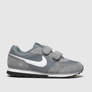 Nike Grey Md Runner Boys Junior