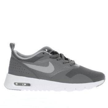Nike Grey Air Max Tavas Boys Junior