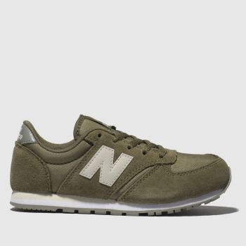 New Balance Khaki 420 Boys Junior