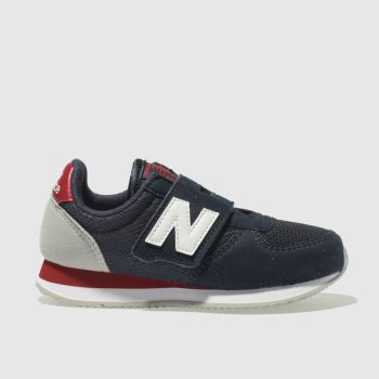 New Balance Navy 220 Boys Junior