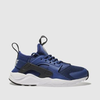 Nike Blue Huarache Run Ultra Boys Junior
