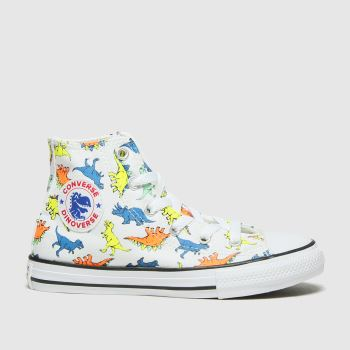 Converse Multi Hi Dino Boys Junior