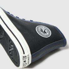Converse All Star Tumbled Leather 1