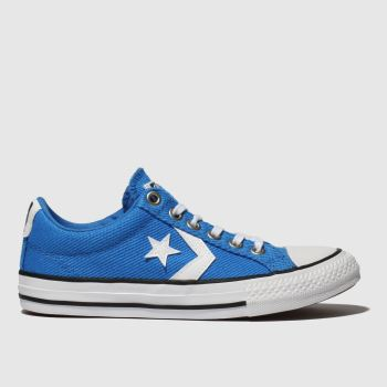 Converse Blue Star Player Ev Lo Boys Junior