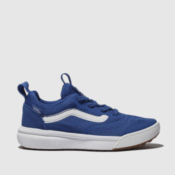 Vans Blue Ultrarange Rapidweld Boys Junior