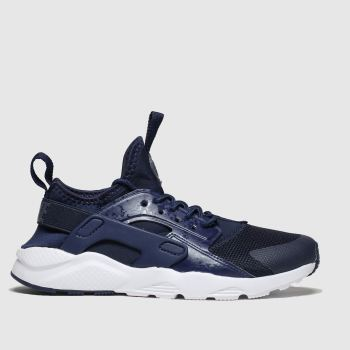Nike Navy Huarache Run Ultra Boys Junior