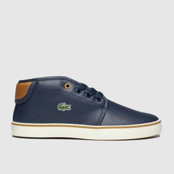 Lacoste Navy Ampthill c2namevalue::Boys Junior