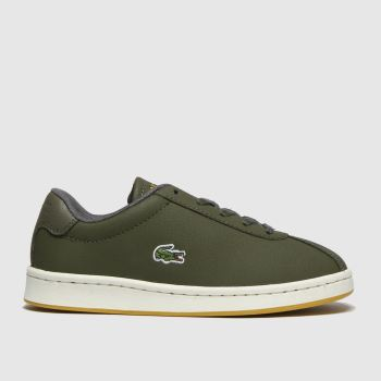 Lacoste Khaki Masters Boys Junior